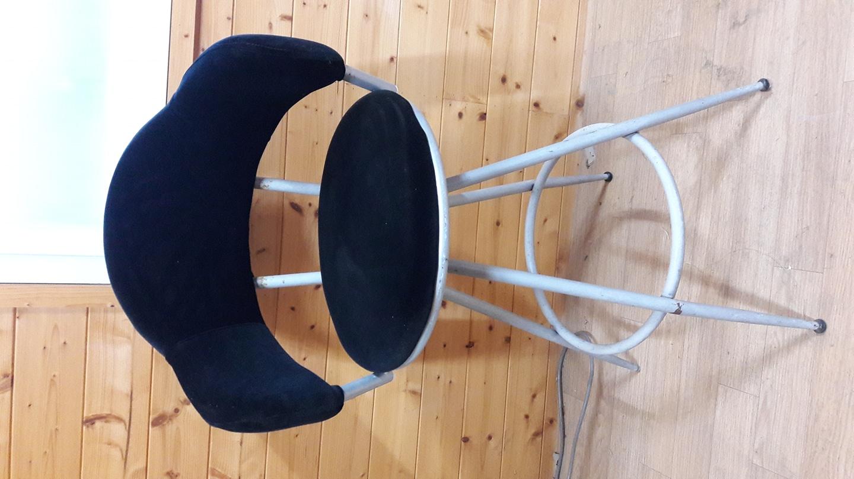 바텐더 의자