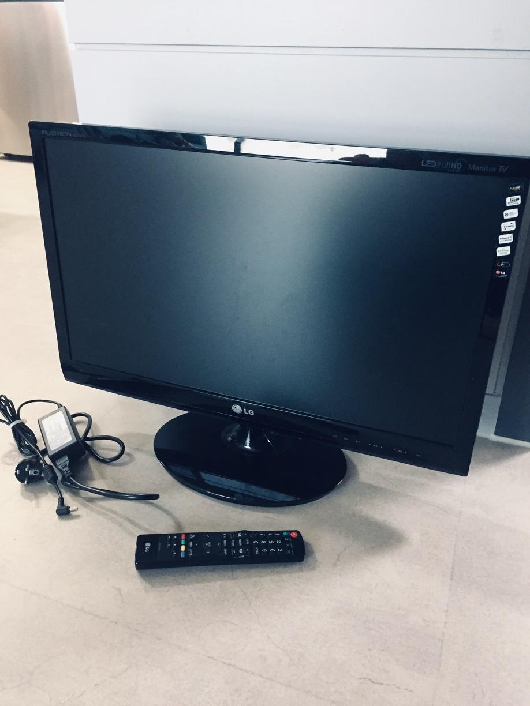 LG 27인치 모니터(tv기능포함)