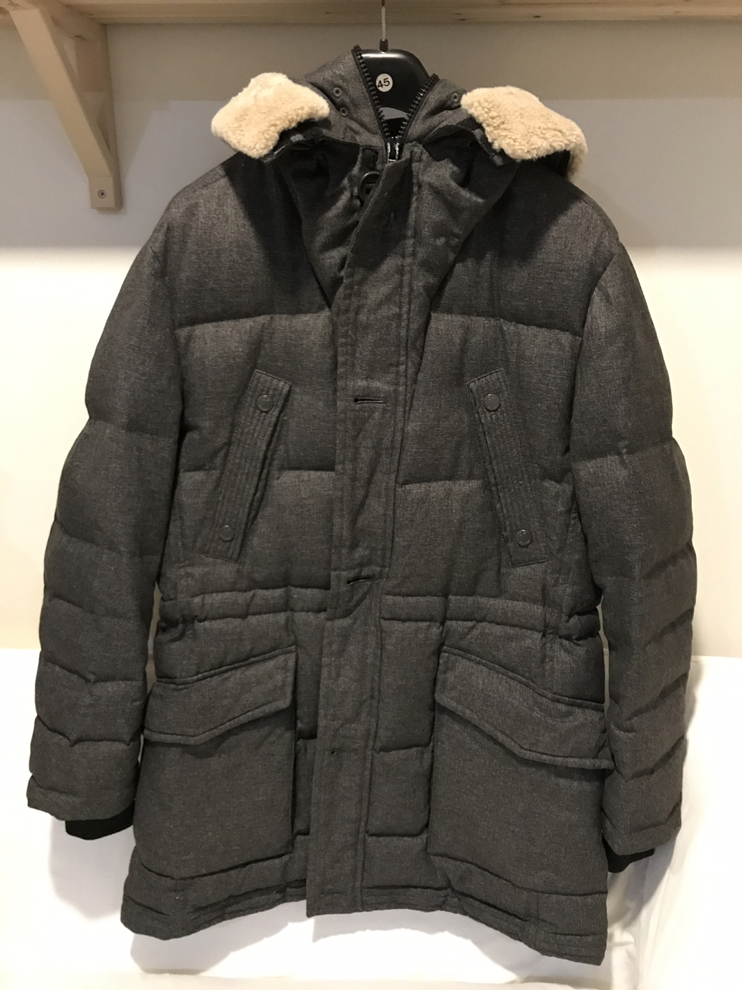 CP COMPANY  DOWN COAT