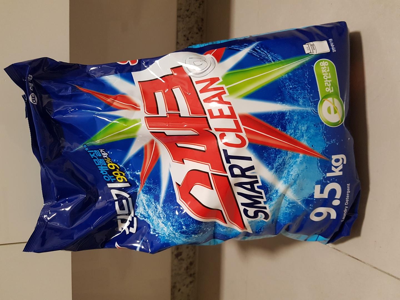 세탁세제9.5키로 일반세탁기용(가격내림)