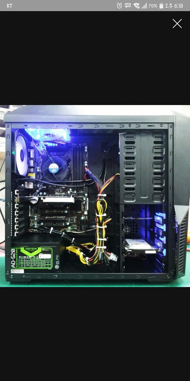 게이밍컴퓨터 사무용컴퓨터 방송용컴퓨터