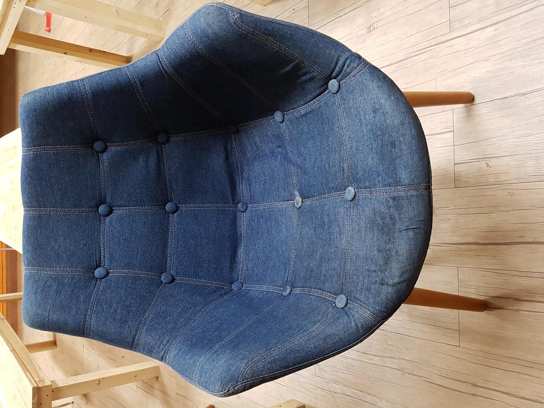패브릭 의자