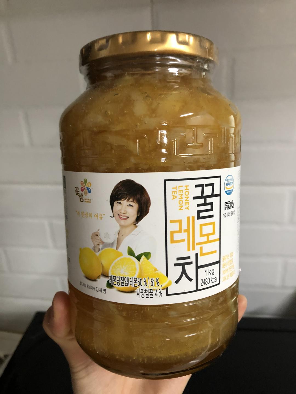 꿀레몬차 1kg