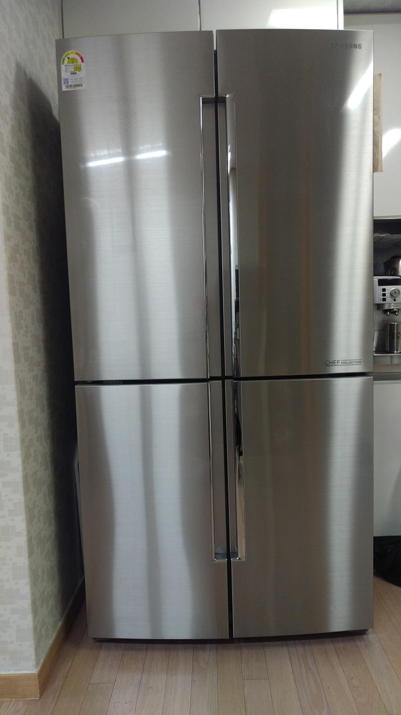 삼성 쉐프 컬렉션 냉장고