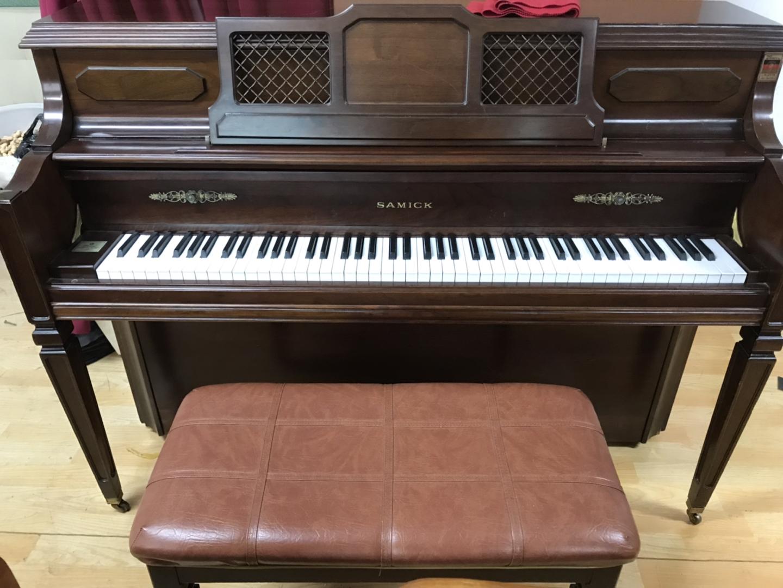 중고 피아노 나눔