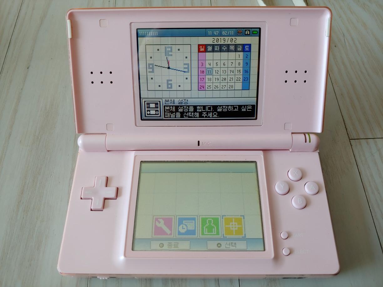 닌텐도 DS Lite
