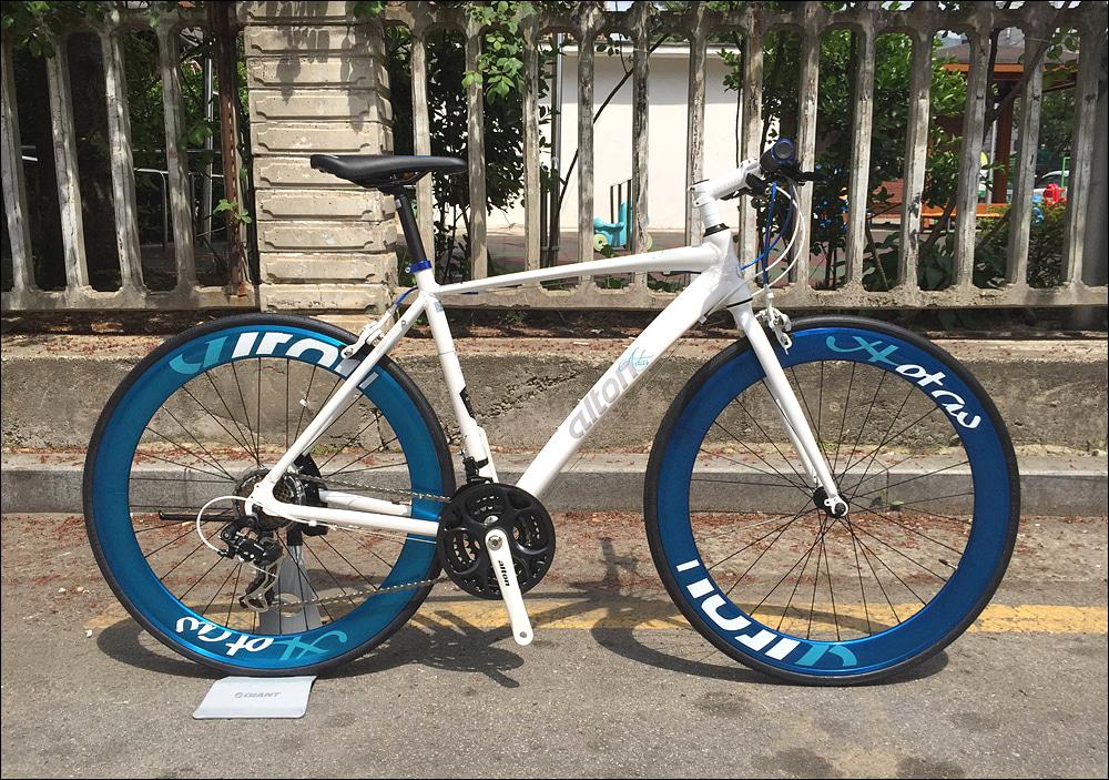 알톤 로드마스터 R6021애타스 자전거