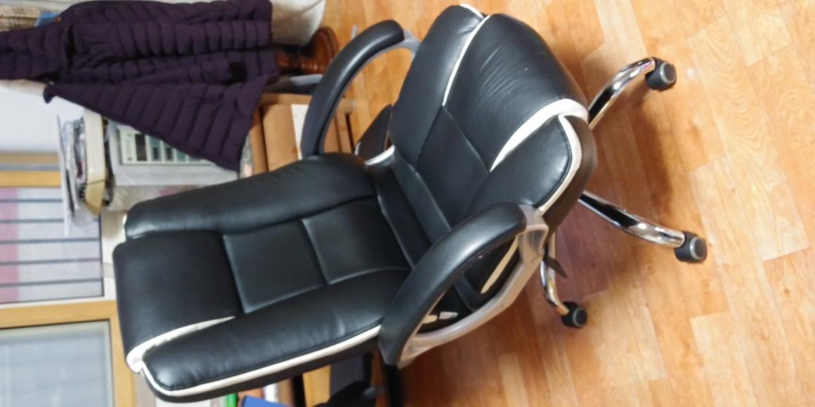 의자입니다