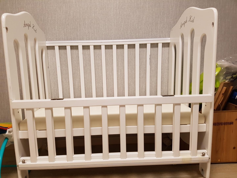 (무료/드림) 아기침대
