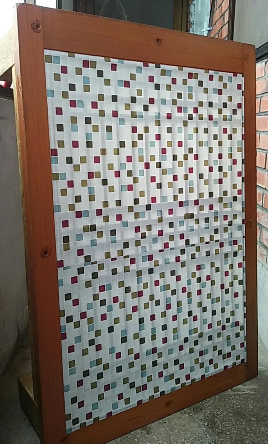 무료나눔----옛창문문양 원목탁자