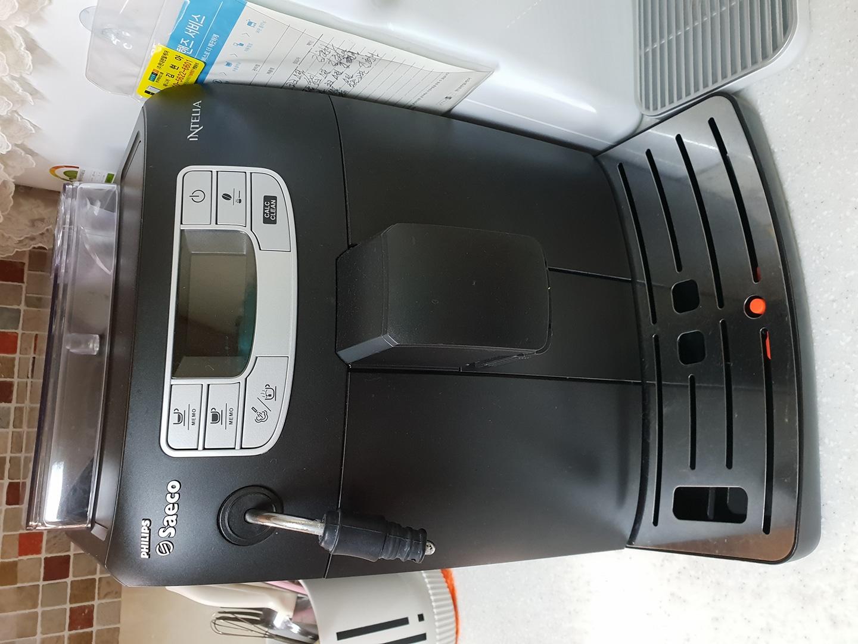 필립스 커피 머신