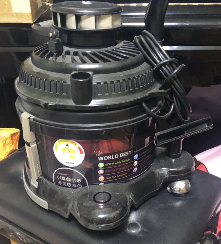 터전 청소기 팝니다(거의 새 것 수준)공기청정기는 무료로 드립니다.