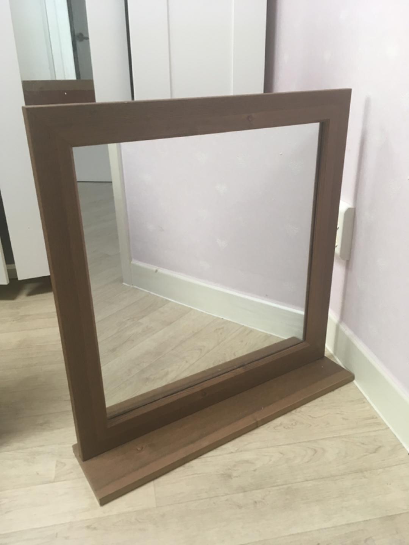 화장대 거울 팔아요.
