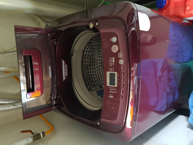 삼성 12kg 통돌이 세탁기