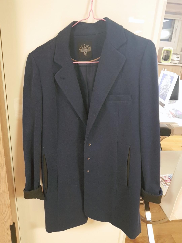 새상품 블루자켓