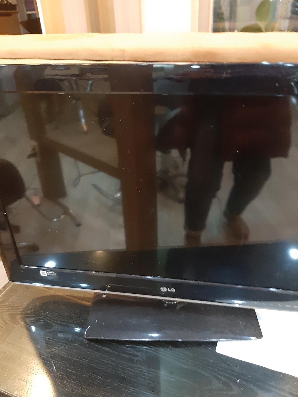Tv와탁자 무료나늠