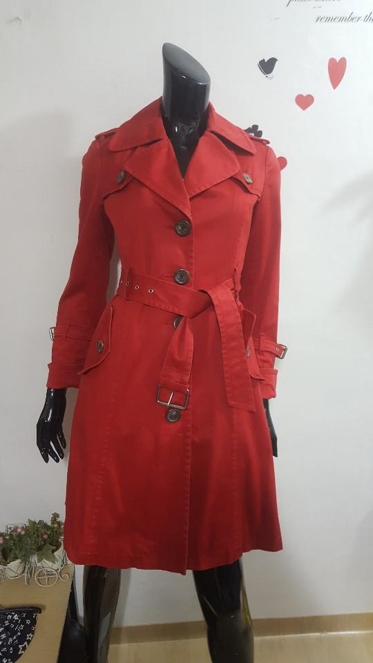 정품)버버리 코트