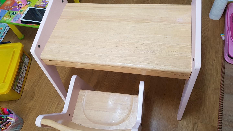 유아책상 북클레벤 책상의자셋트