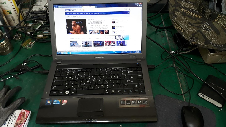 삼성노트북  센스R440