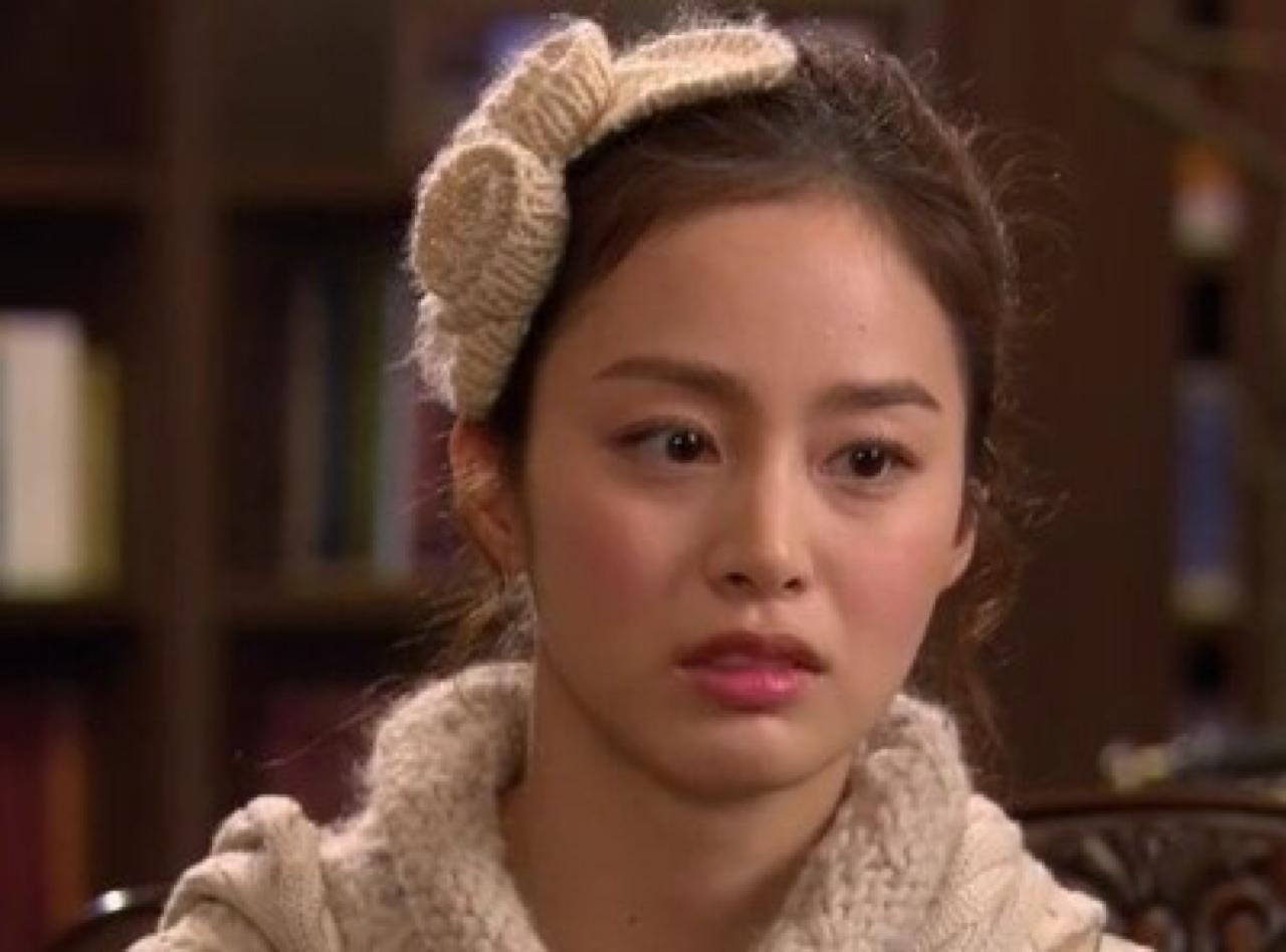 김태희 아이유 헤어밴드
