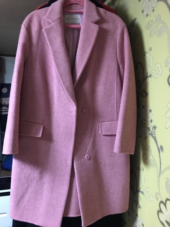 더 틸버리 코트 새제품
