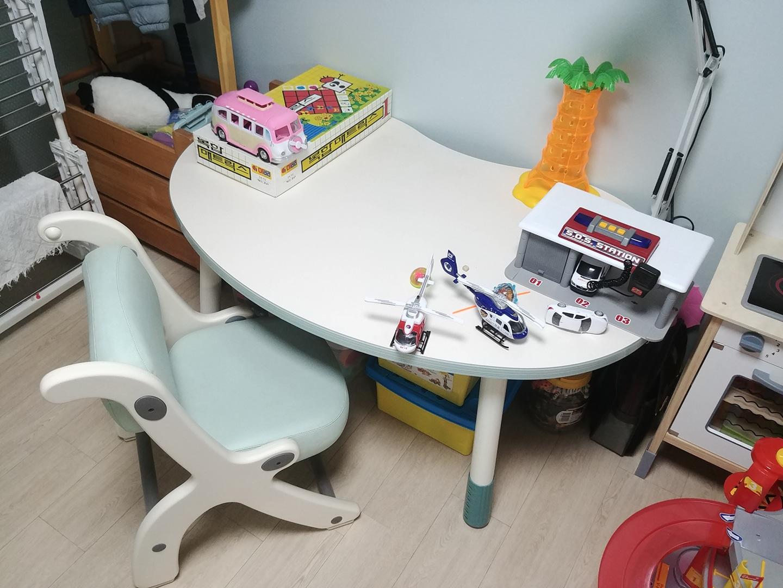 (무료나눔) 일룸 피넛 책상&의자