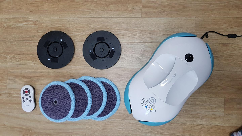 에브리봇 물걸레 로봇 청소기