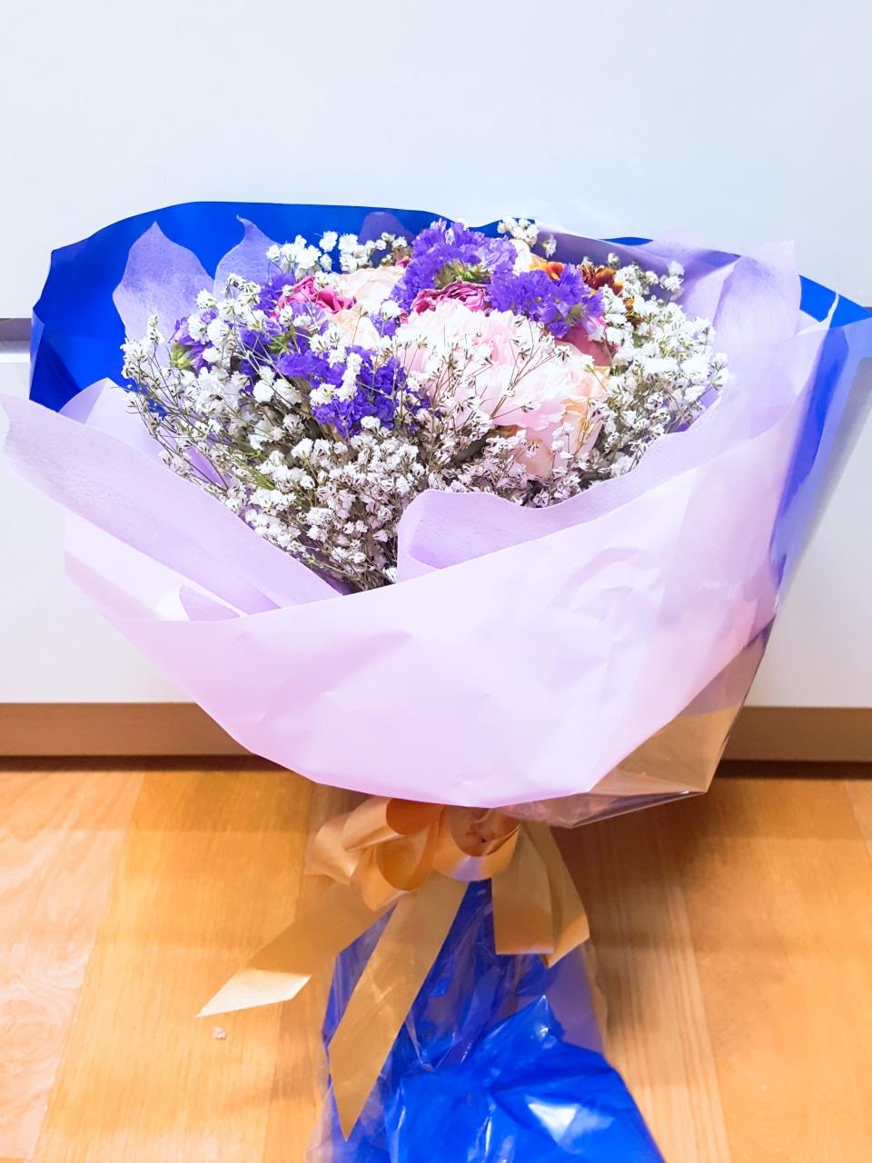 ■생화 꽃다발 판매합니다■