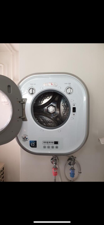 삼성3년차통돌이세탁기와 벽걸이아기세탁기