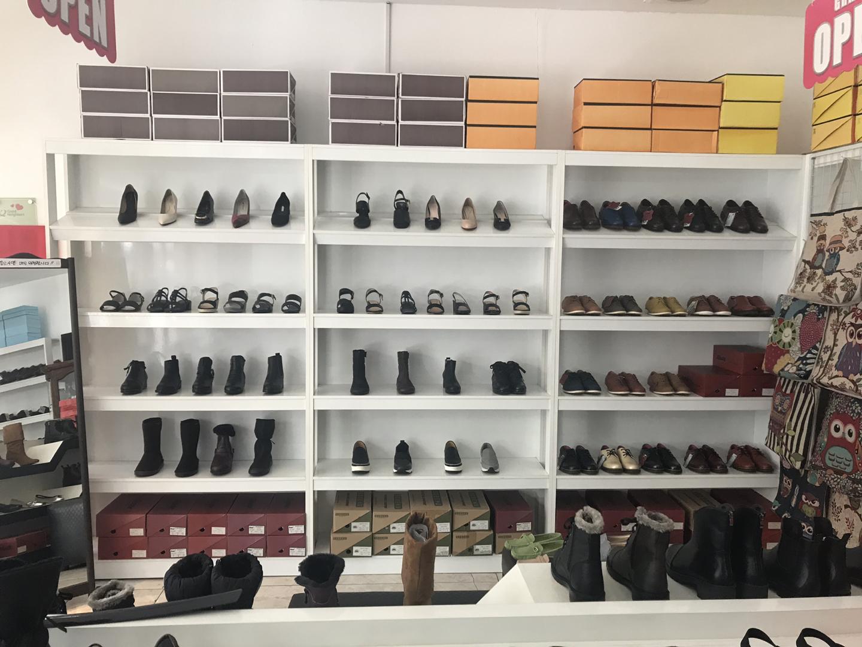 신발가게 신발처분합니다