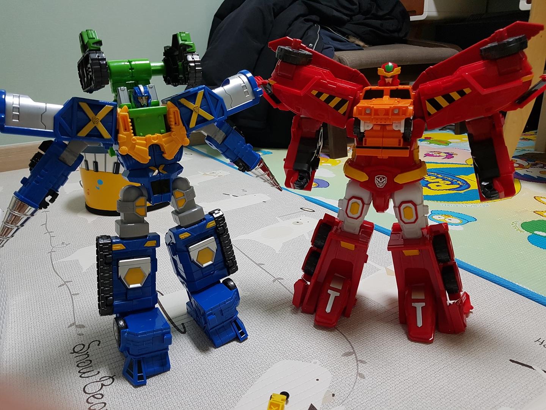카봇 장난감