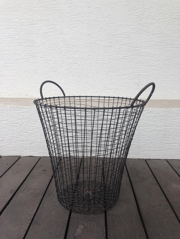하우스닥터 양철 바스켓