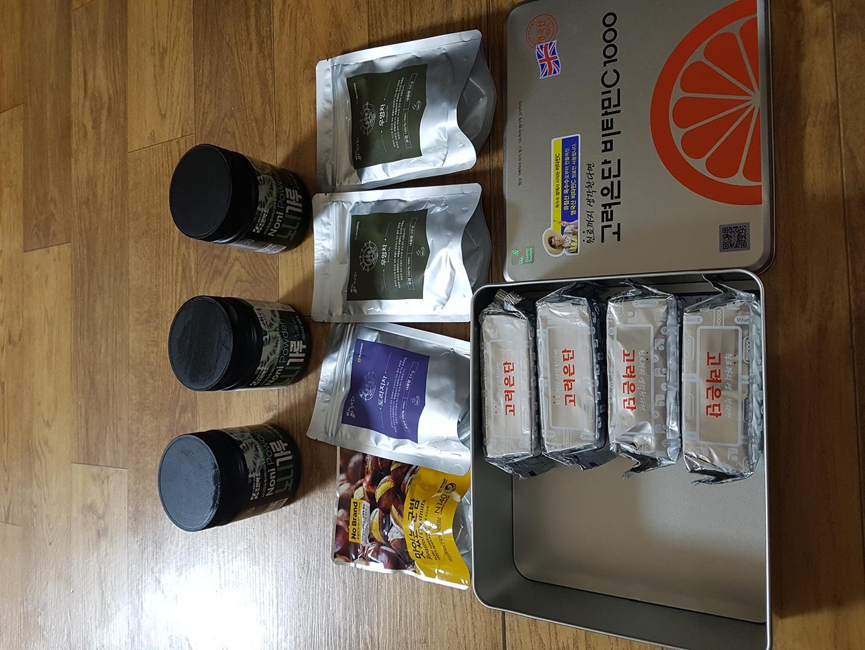 비타민/노니가루/차/간식 무료나눔