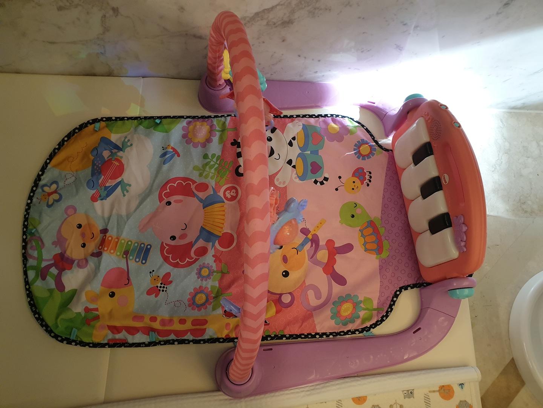 피셔스프라이스 아기체육관