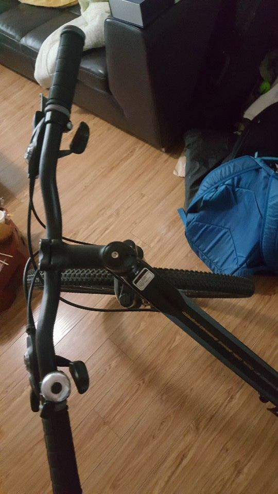 마칼루 7200D MTB 자전거 판매합니다.