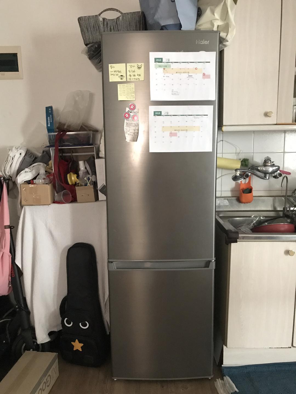 이사정리- 하이얼275리터 냉장고 3월초거래가능