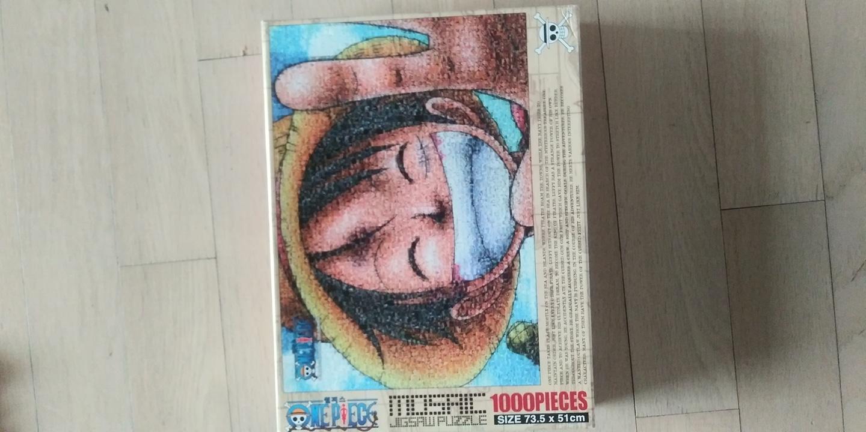 조금 가지고 논 정품 5만원 루피 퍼즐!!☆