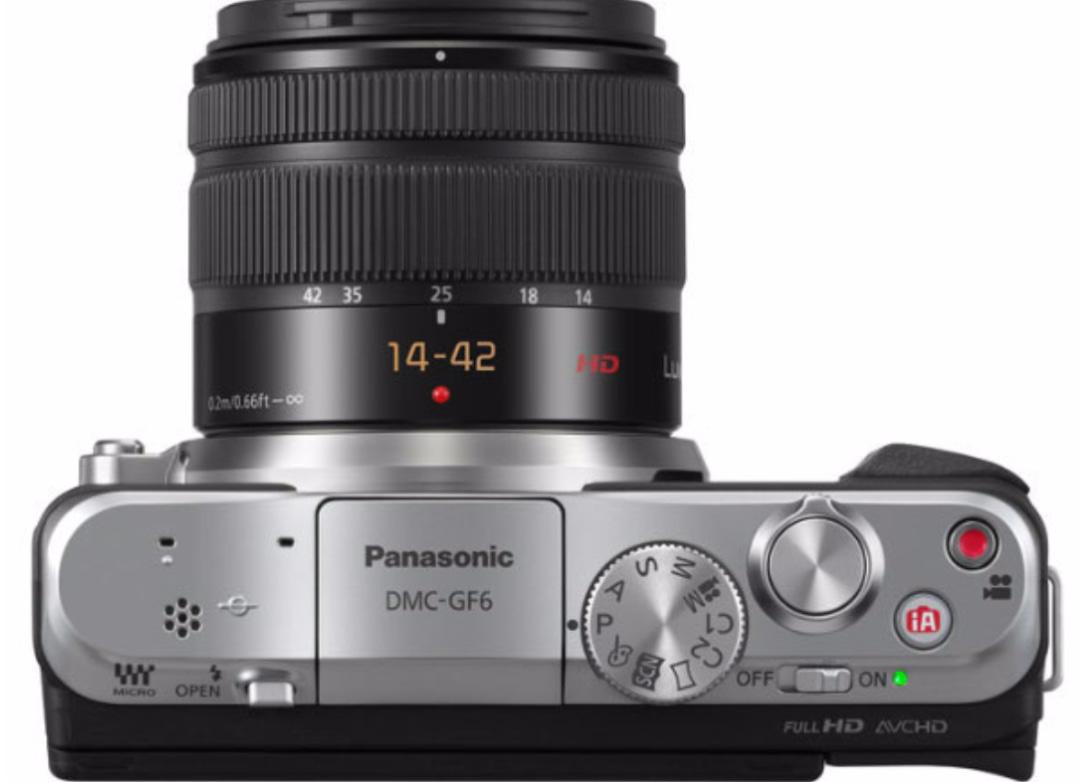 (가격조정)S급루믹스 미러리스 카메라 dmc-gf6