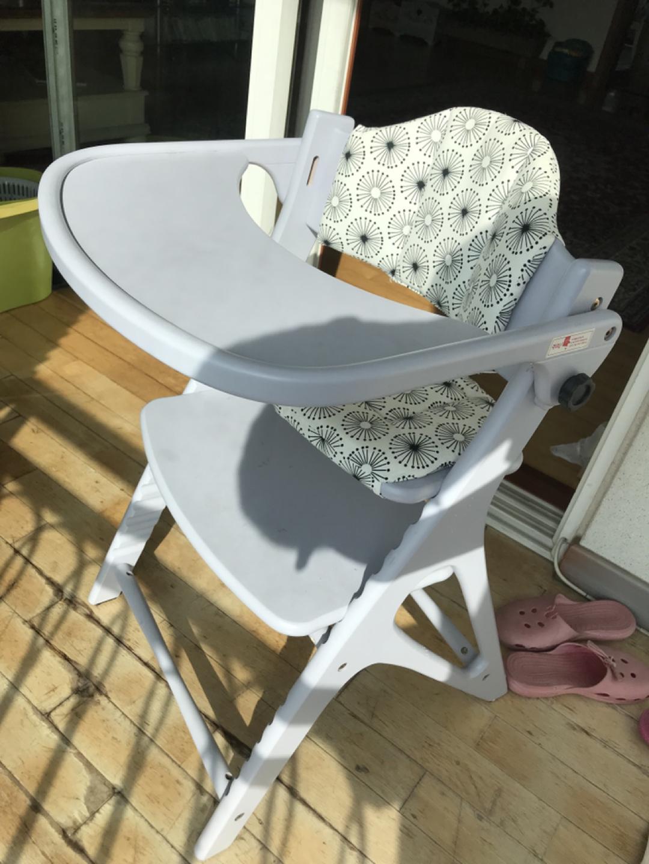 야마토야 아펠 식탁 의자 유아의자 아기의자