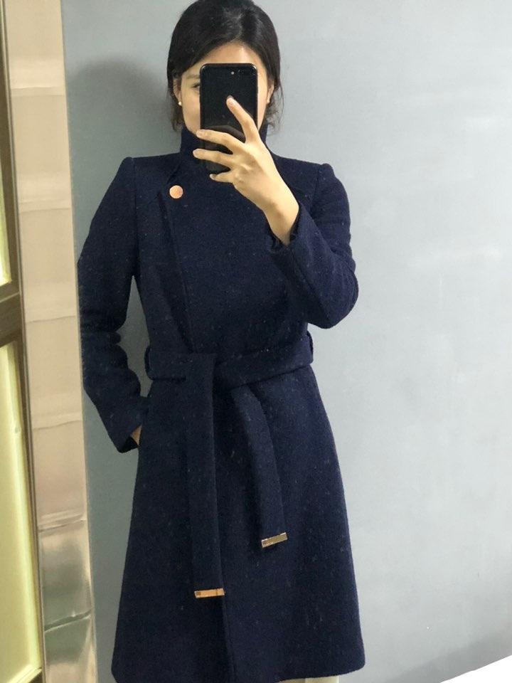 테드베이커 명품코트 새옷판매