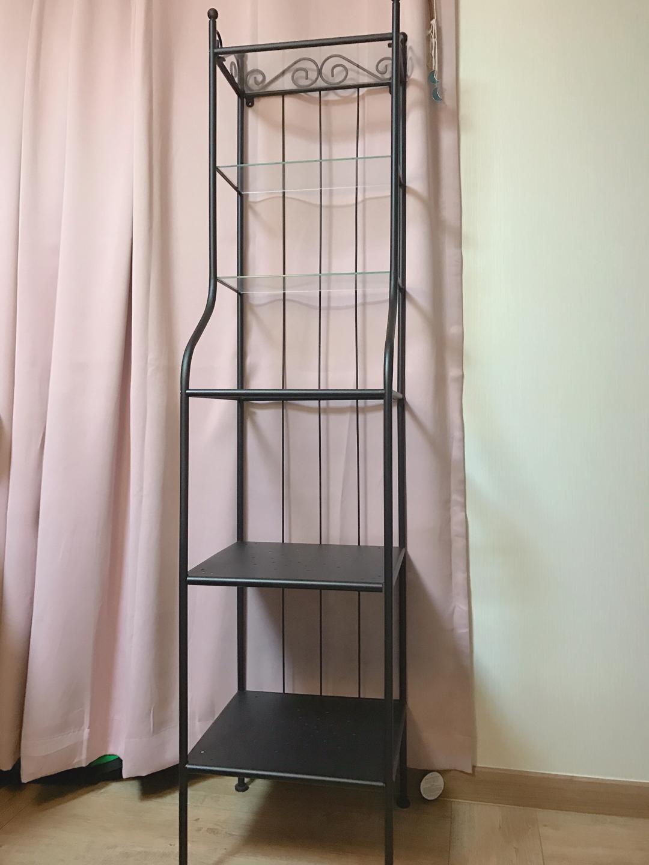 [IKEA] RONNSKAR Shelving unit/ 선반 진열대