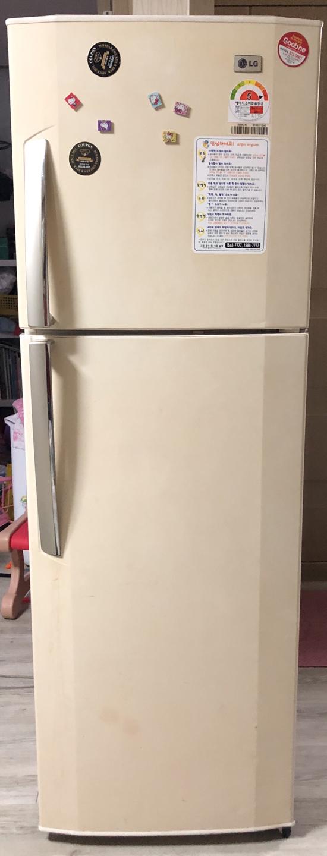냉장고 판매합니다...
