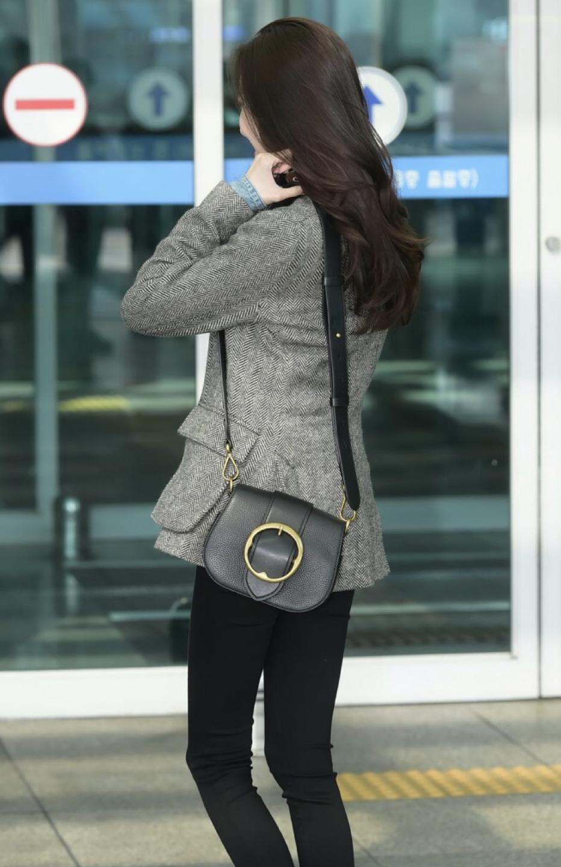 [갈색] 선미공항가방&황정음가방 (폴로레노스백)=갈색가방