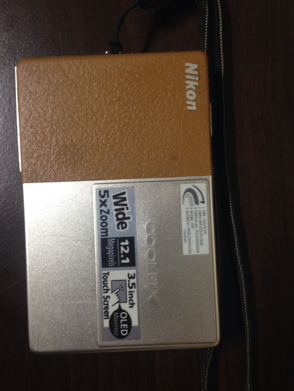 니콘 쿨픽스 S70 디지털카메라