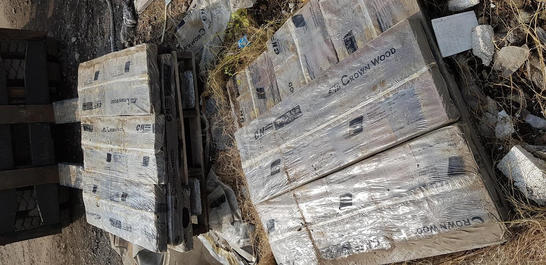 사각 이중슁글 지붕마감재
