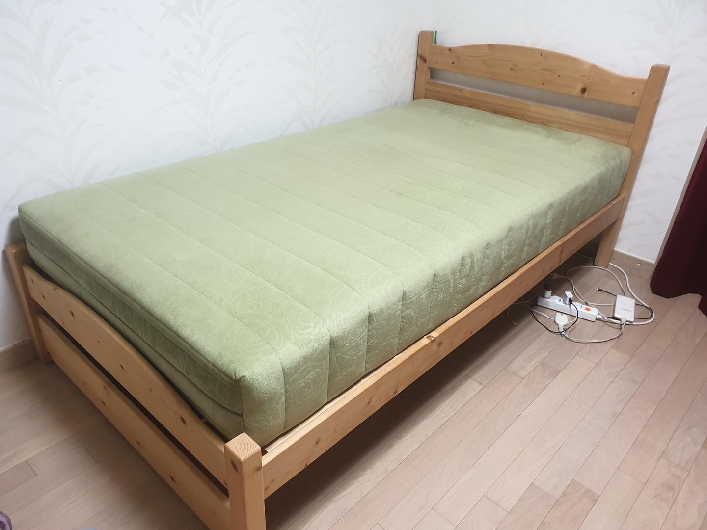 슈퍼싱글사이즈 침대 판매합니다