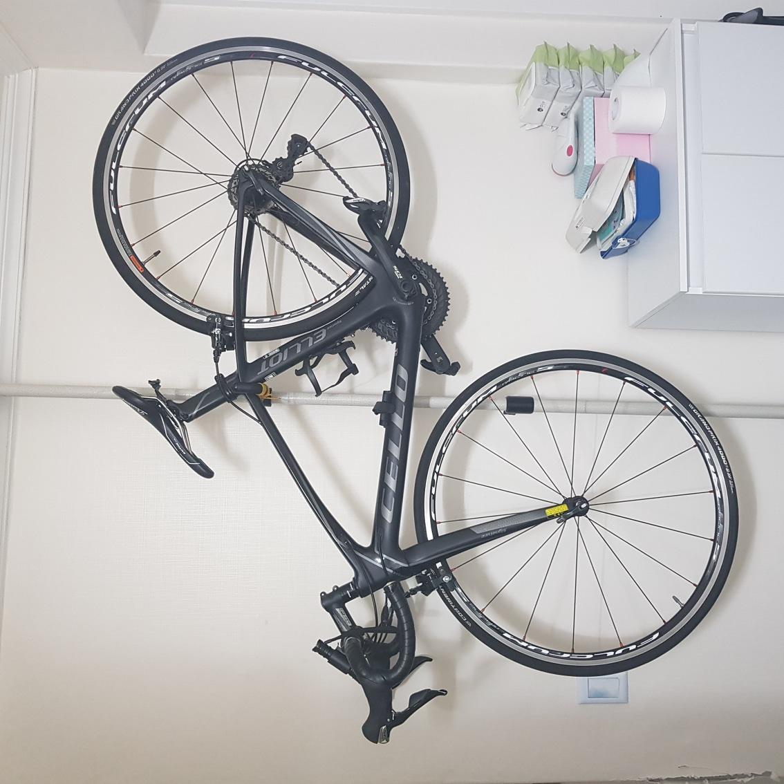 첼로 엘리엇 자전거 팝니다