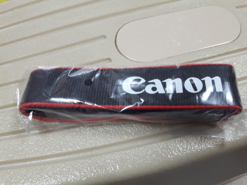 (정품) 캐논 넥스트랩 , 어깨끈 , 미개봉 1 만원 팝니다 .