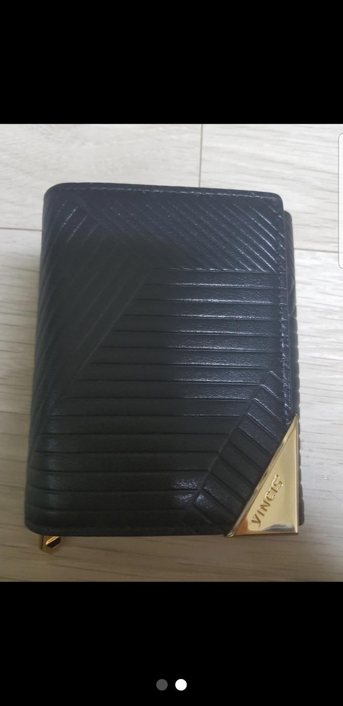 빈치스벤치 반지갑 카드지갑