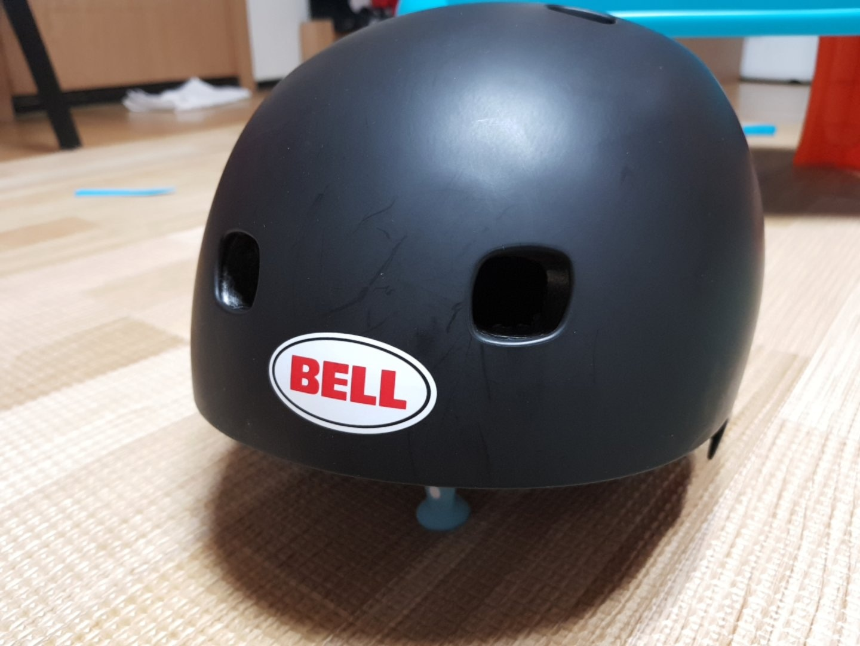 [L] BELL 자전거/스케이트 보드용 헬멧